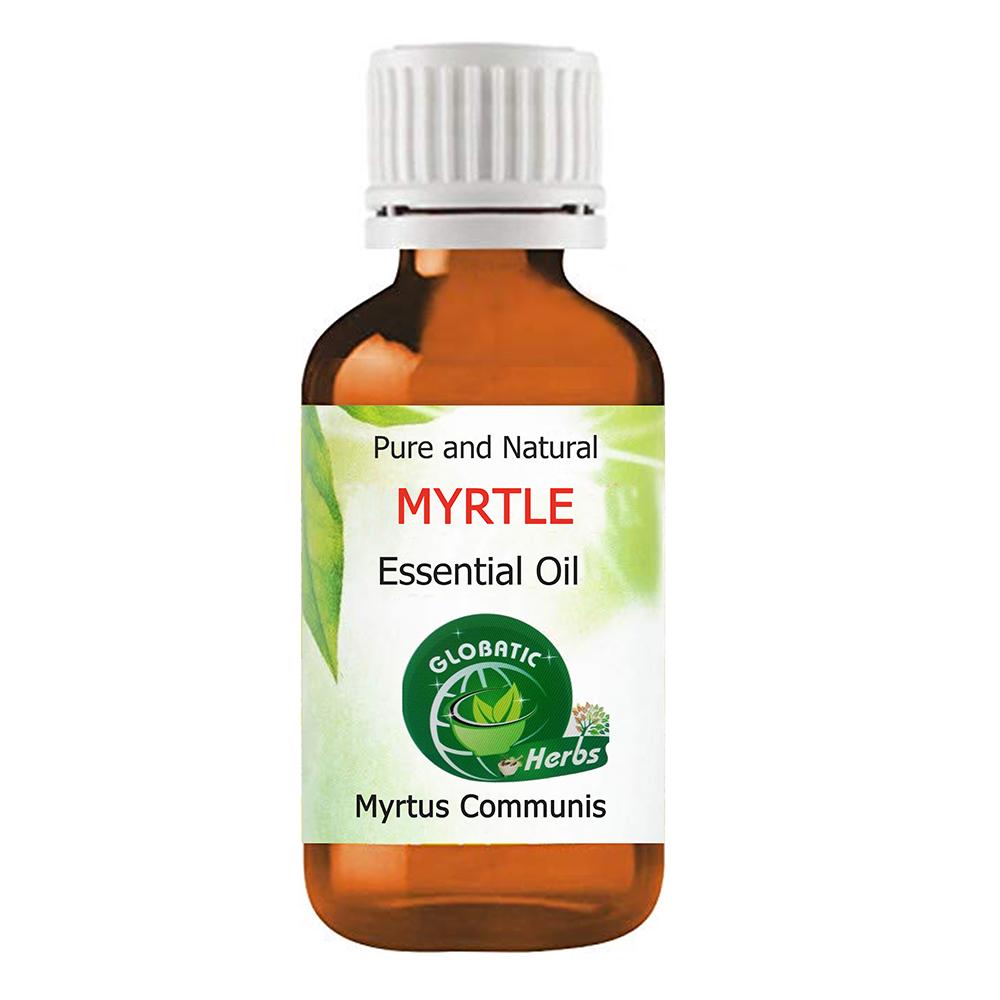 Myrtle Essential Oil - (Myrtus Communis) Organic & 100% therapeutic Grade
