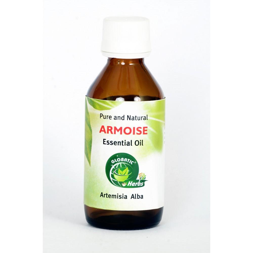 Armoise Essential Oil - (Artemisia Alba) Organic & 100% Therapeutic Grade
