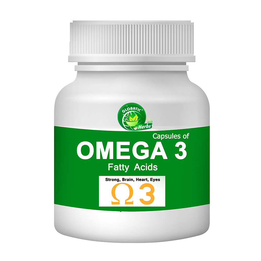 OMEGA 3 Multivitamin Capsules and Syrups - polyunsaturated fatty acids
