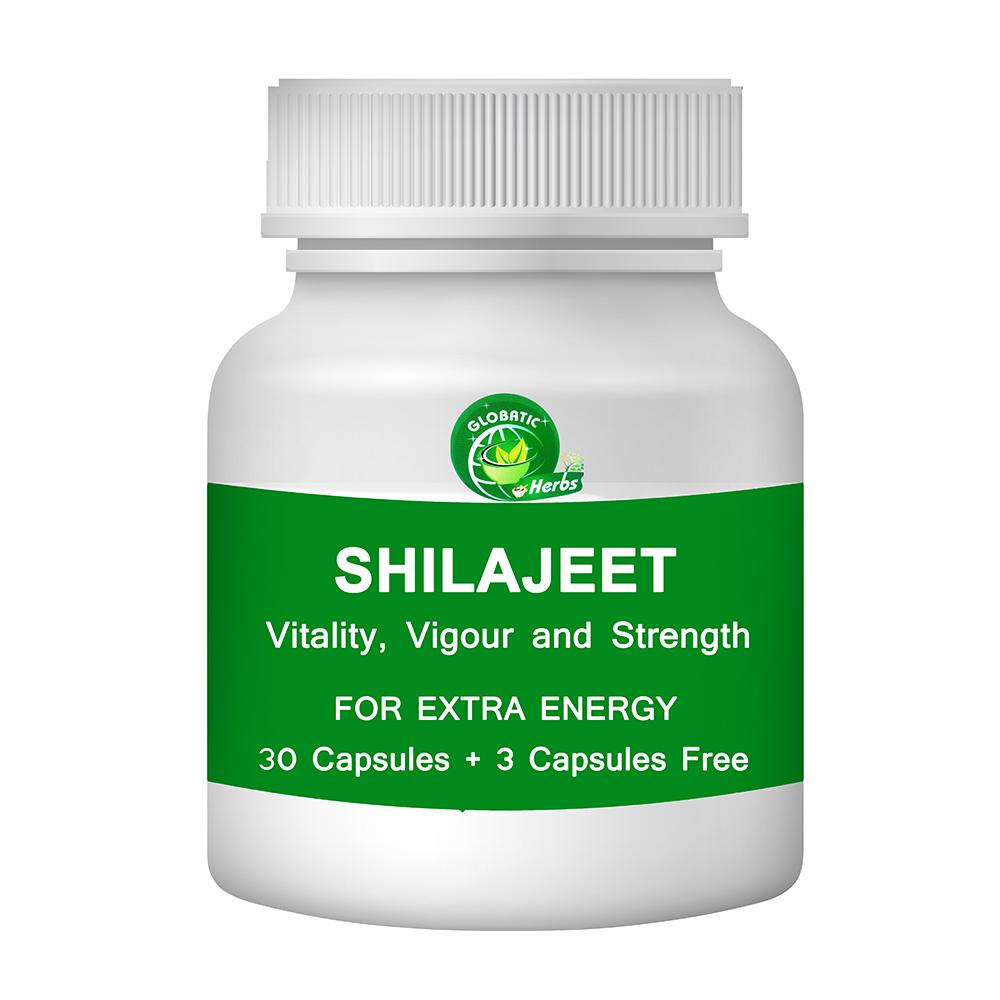Shilajeet Sexual Wellness - Black Asphaltum